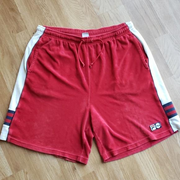 36aded60af Fila Shorts | Vintage Cotton | Poshmark